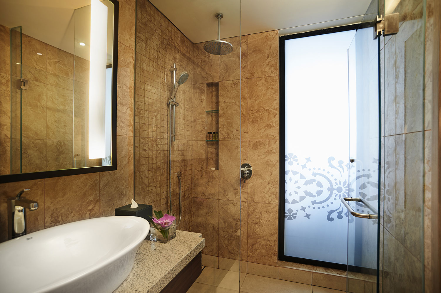 Simple 70 bathroom design johor bahru inspiration design for Bathroom decor malaysia