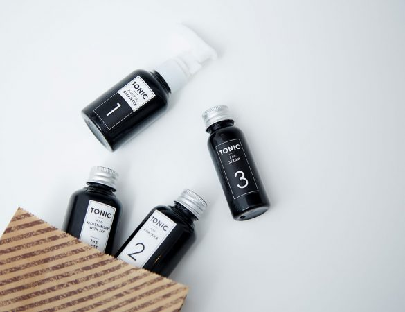 TONIC GROOMING – Curated Customised Men's Skincare Kit