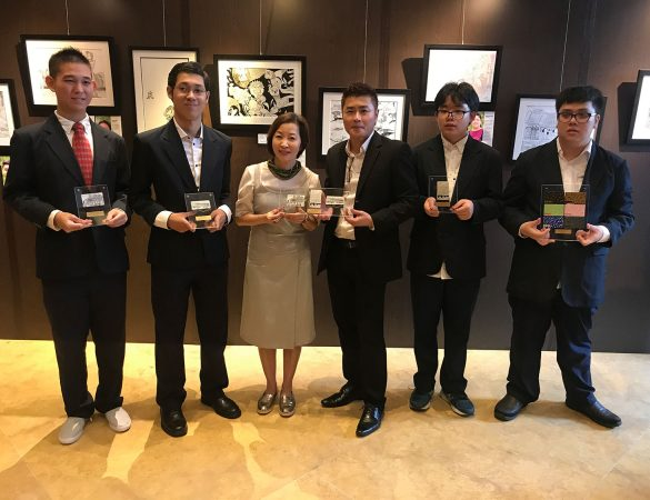EZ-Link Launches Limited Edition Dino and Singapore Shophouses Collection EZ-Link Card
