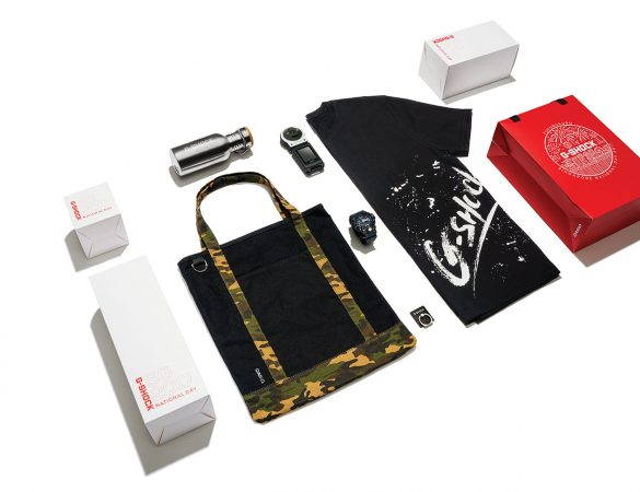 CASIO Releases FUKUBUKURO Lucky Bag in Celebration of National Day 2017
