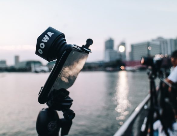 Explore Singapore with OOWA High Quality Mobile Lens