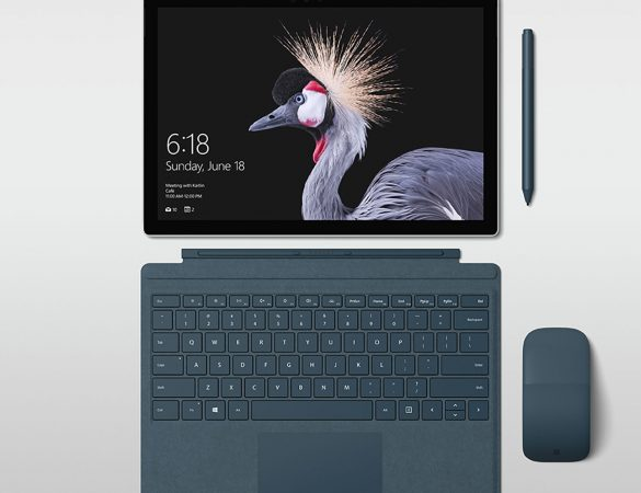 Pre-Order for the new Surface Pro is now Available in Singapore