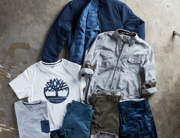 Timberland The CAMO Apparel Collection