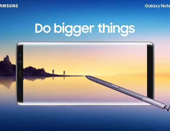 Pre-Order Begins for Samsung Galaxy Note 8 in Singapore
