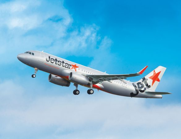 Fly Direct to Clark International Airport with Jetstar Asia