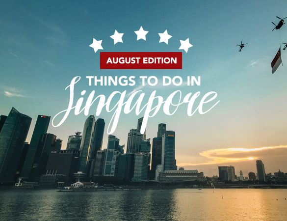 [AUG 2017] Things to Do in Singapore!