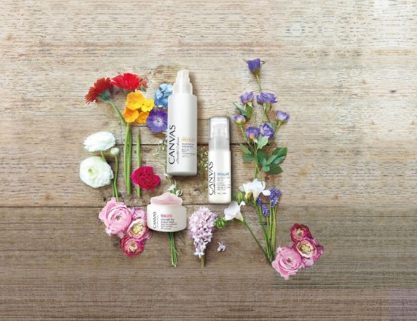 CANVAS Products Offer Certified Organic Beauty Solutions Through Proven 'Aromatherapy Intelligence'