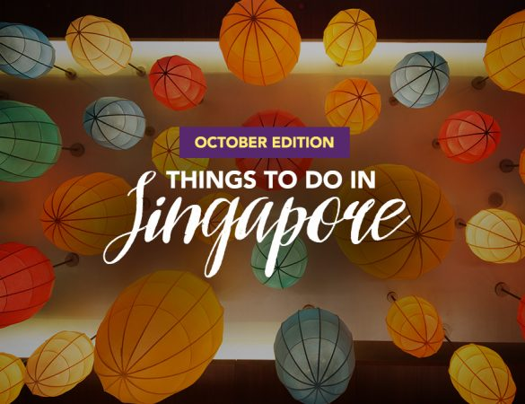 [OCT 2017] Things to do in Singapore