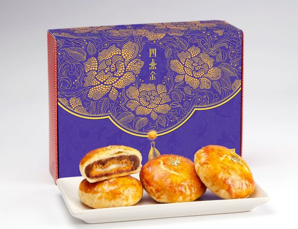 Thye Moh Chan Introduces New Pasty, Golden Joy 四点金