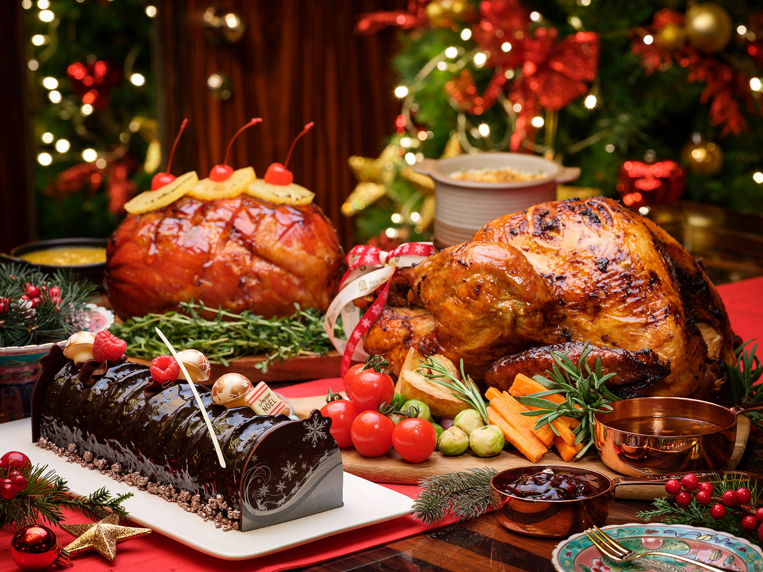 Christmas Dinner Recipes Wondering what to serve for your big feast? Betty's got recipes for succulent roasts, impressive pasta dishes and more to make your merriest meal yet.