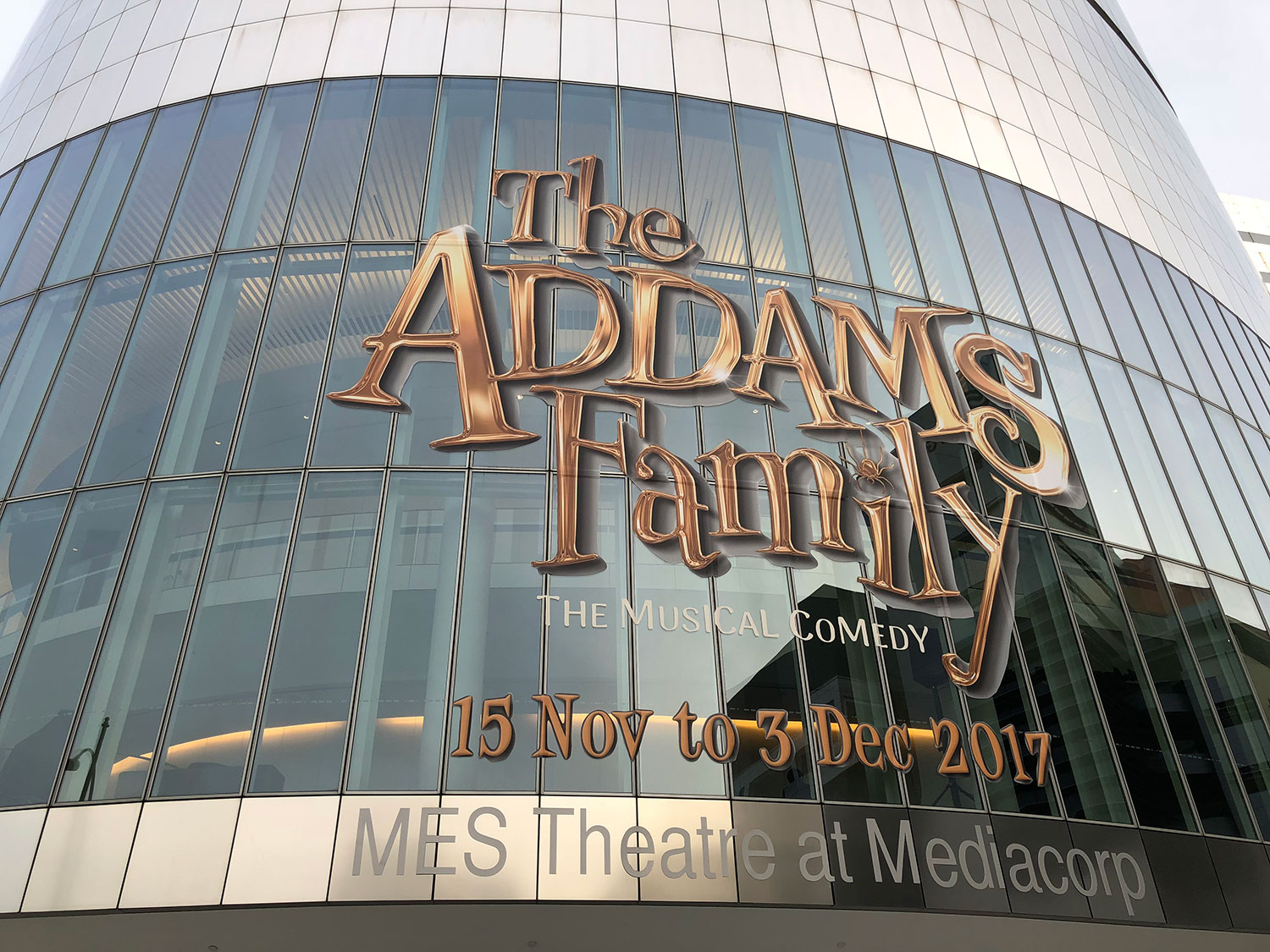 The Addams Family Singapore