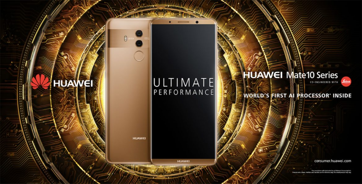 Huawei Mate 10 Is Now Available In Singapore Darren