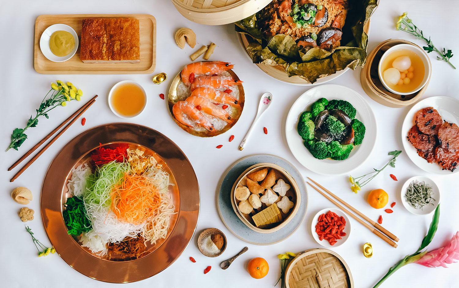 Reunite With Family And Friends This Lunar New Year At Courtyard By Marriott Singapore Novena