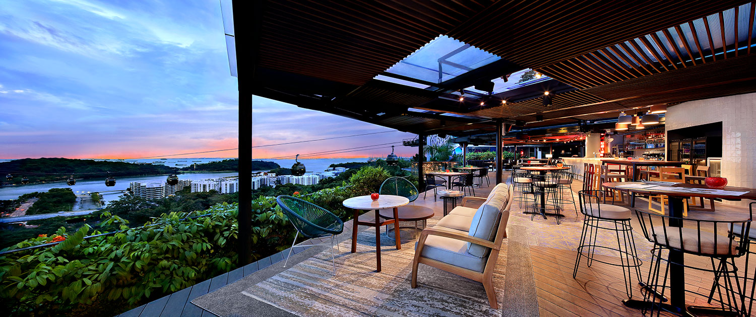 Escape with ONE FABER GROUP with Leisure Activities across Faber Peak & Sentosa