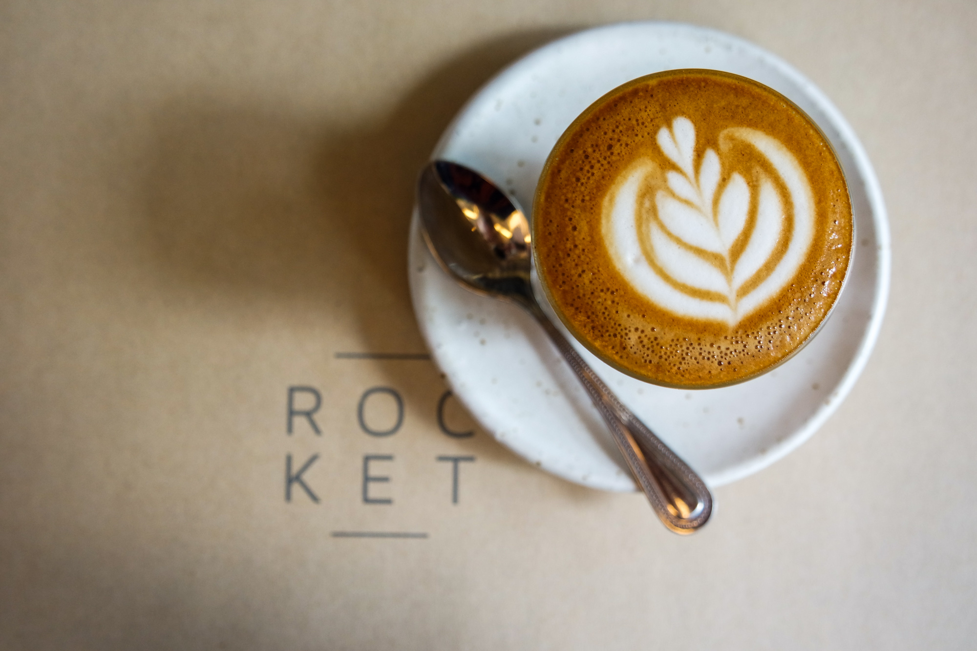 Rocket Coffee Bar on Sukhumvit Soi 49 Bangkok