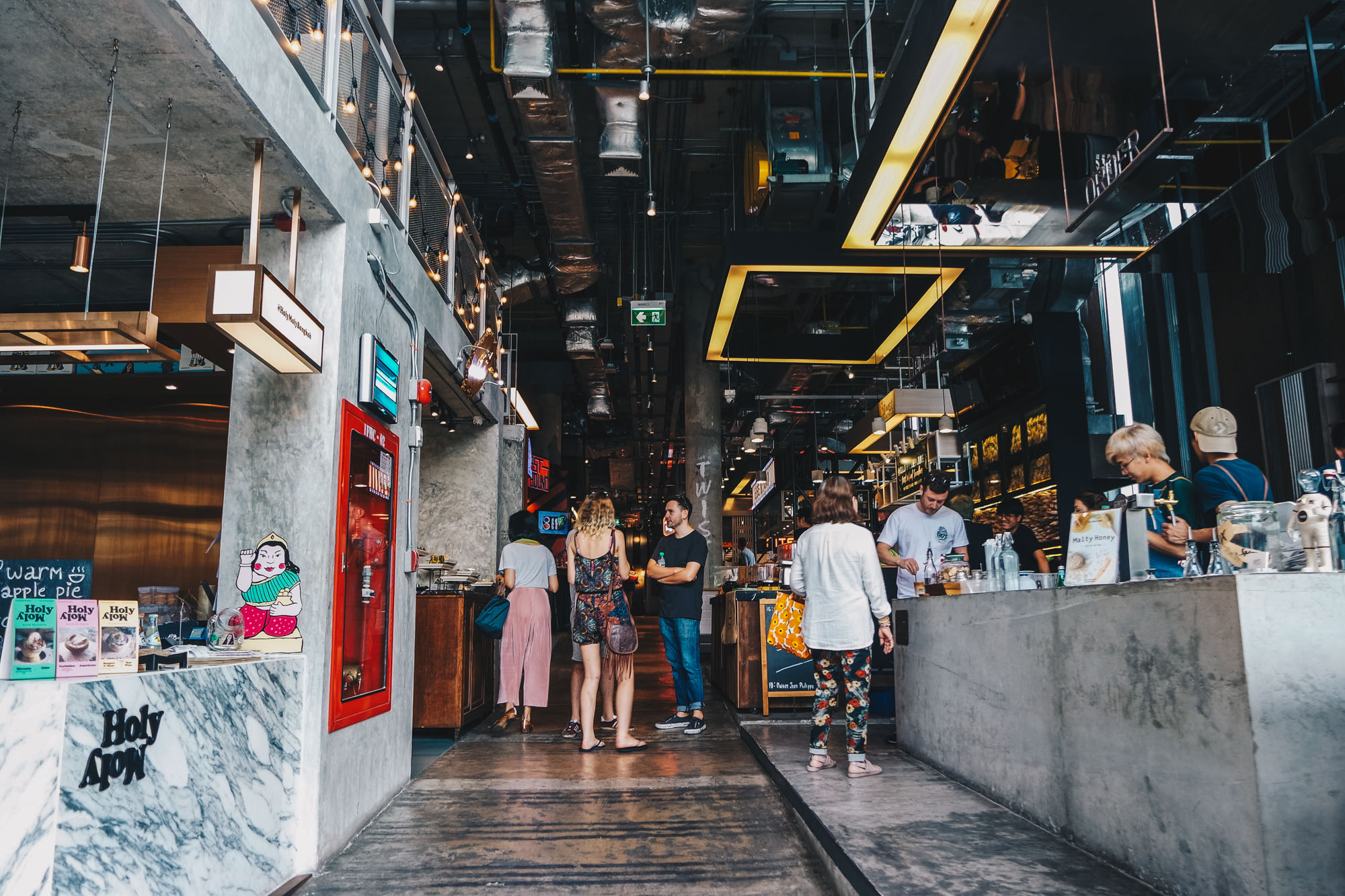 The COMMONS - Bangkok's Hipster Dinning Destination