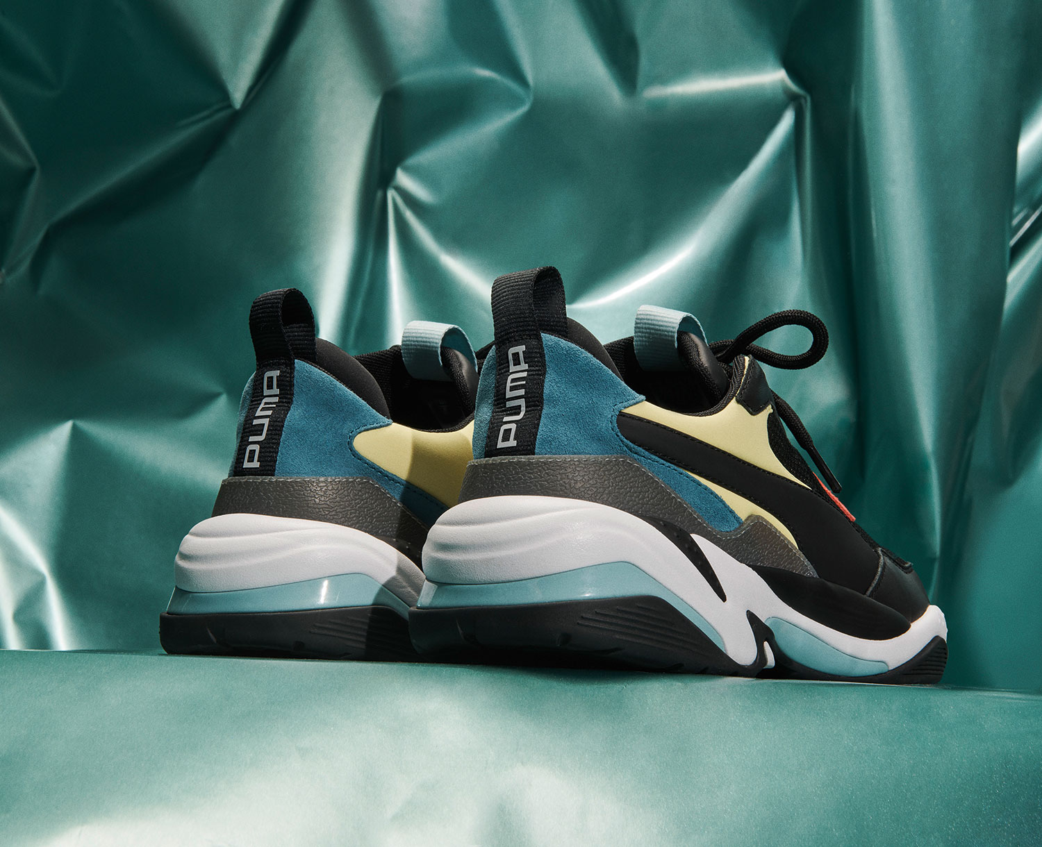A NEW ERA OF SPORT FASHION – THIS IS THUNDER SPECTRA