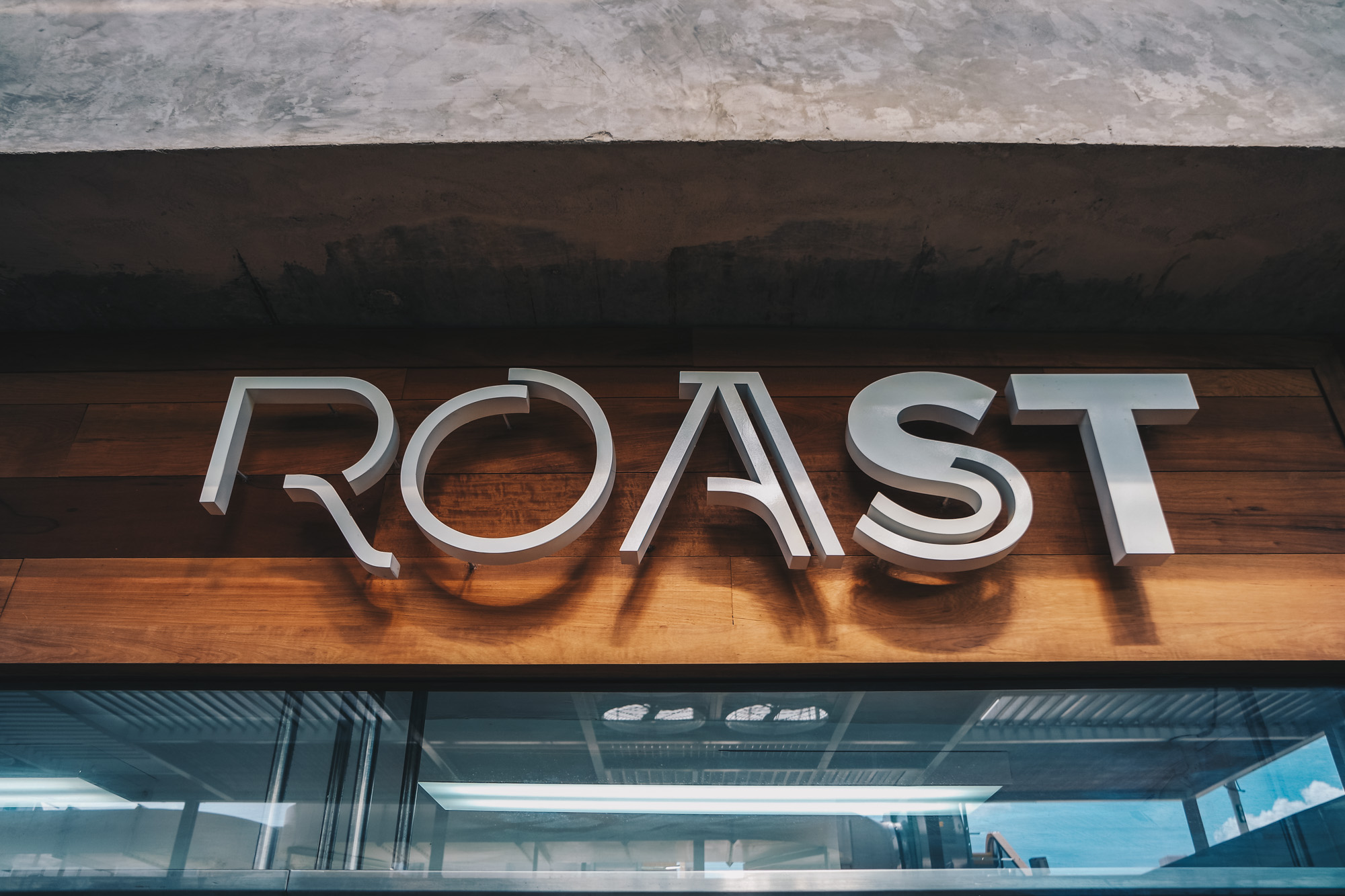 ROAST Cafe at The Commons in Bangkok