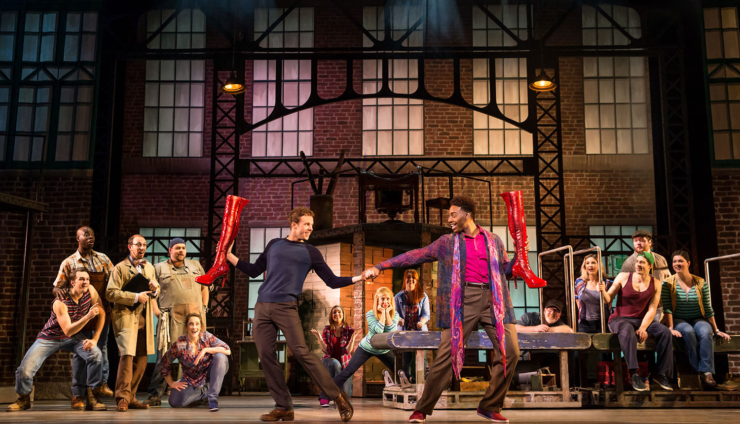 Kinky Boots National Tour