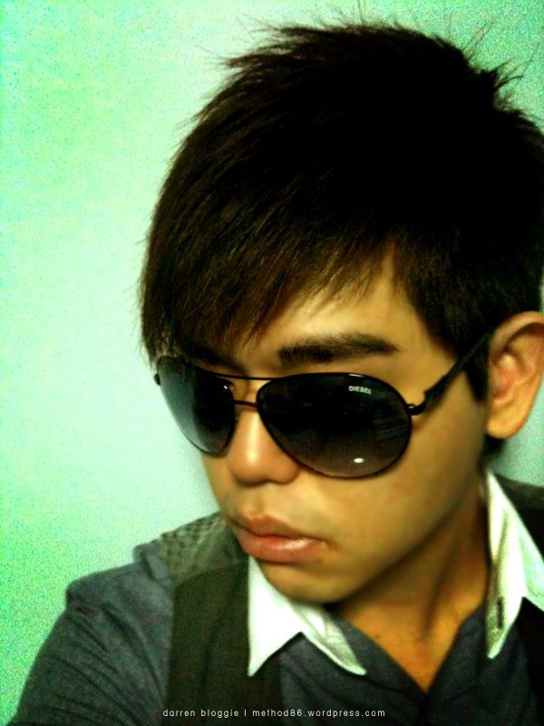 luo zhi xiang hairstyle lookalike