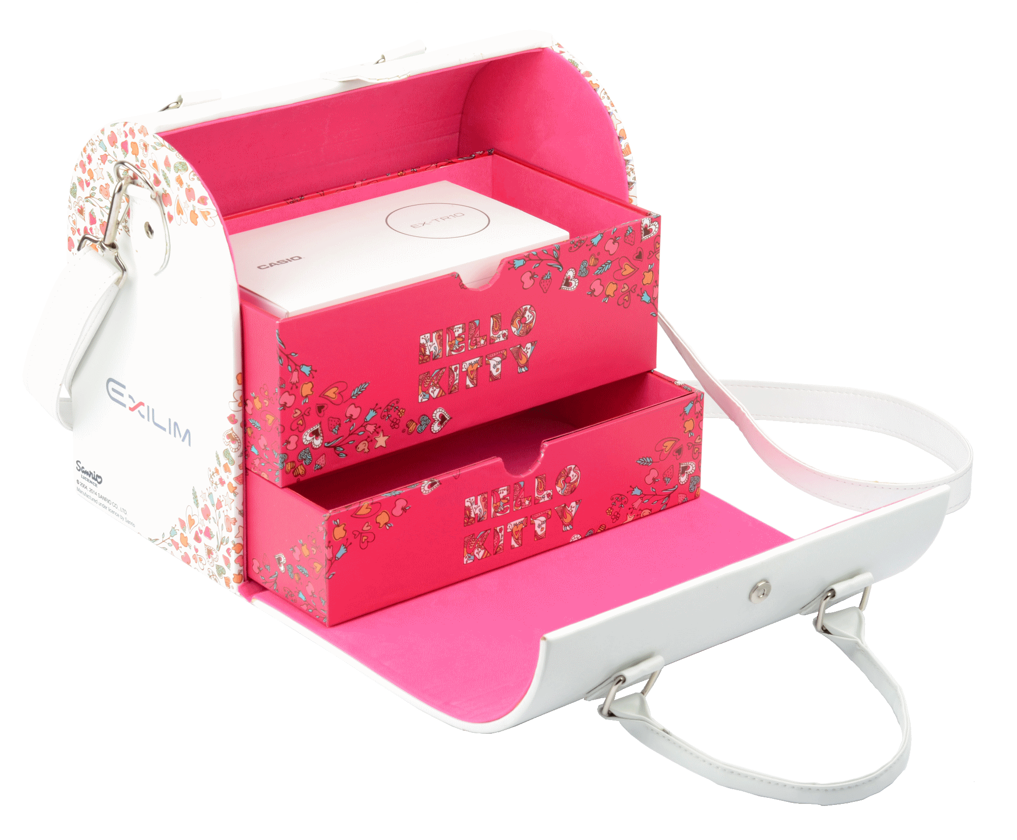 Casio TR10 x Hello Kitty -Box Open