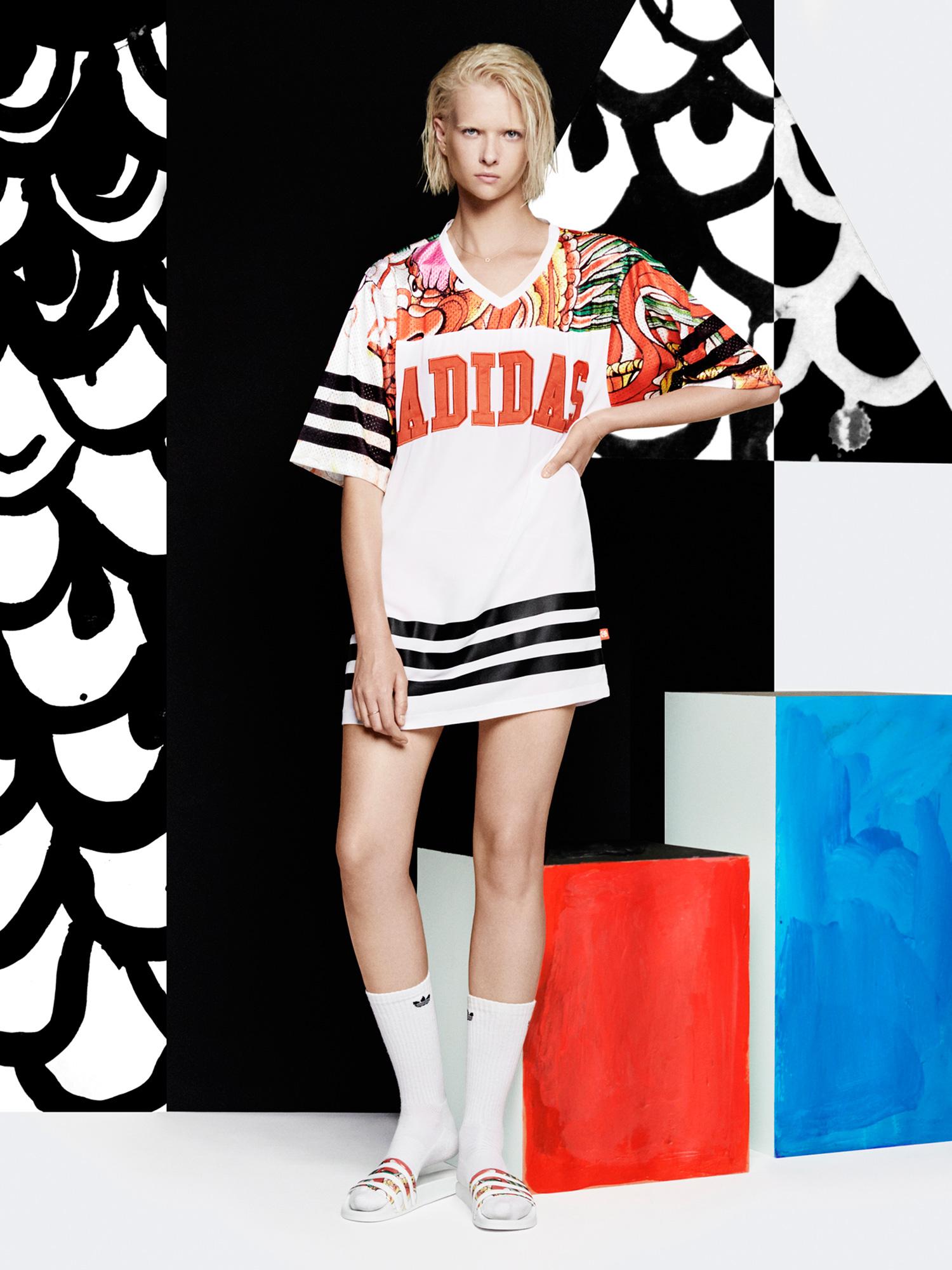big sale 2d09e 1ce9c adidas Originals by Rita Ora SpringSummer 2015 Collection