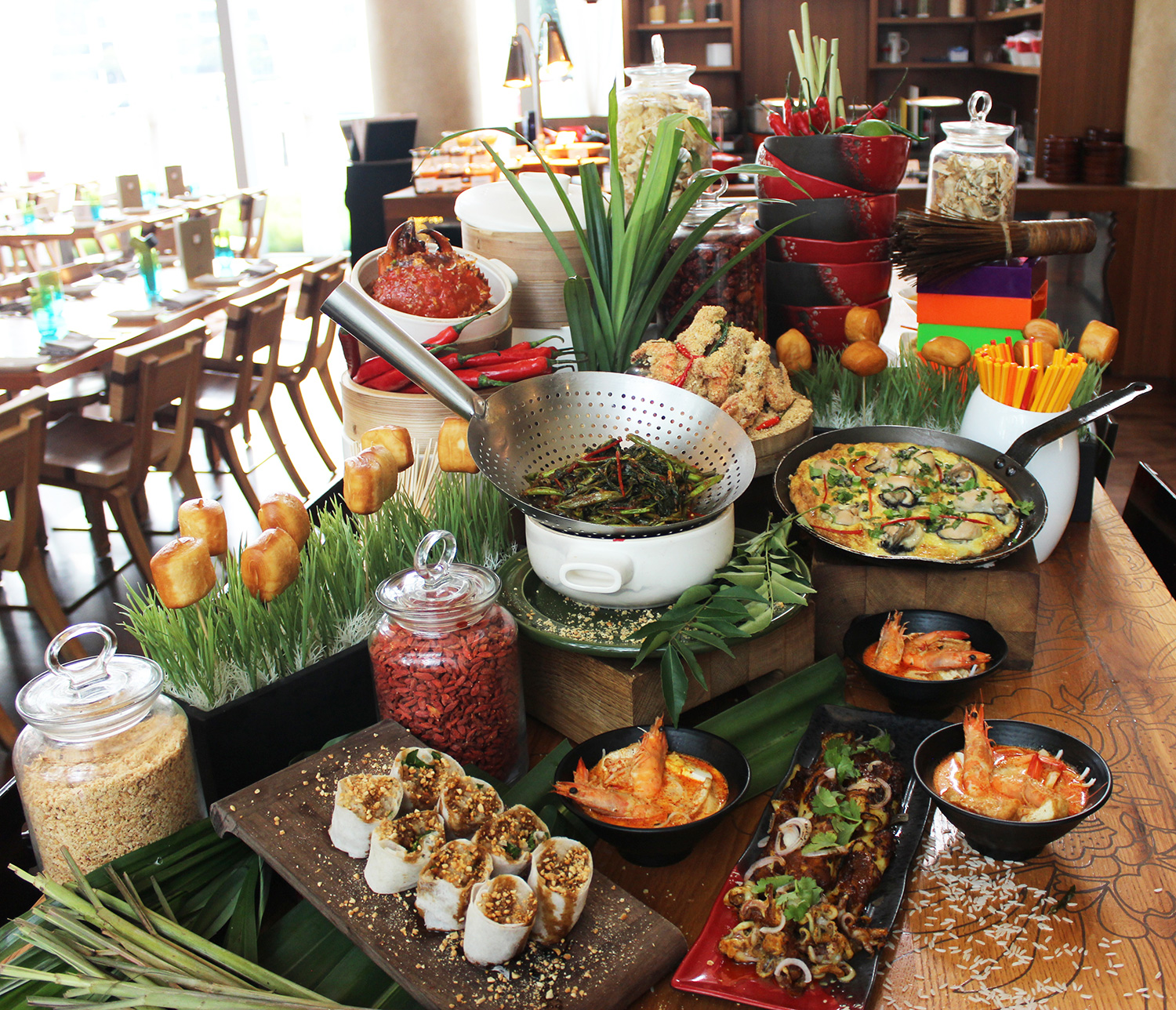 Kitchen Table With Food: Celebrate The Golden Jubilee At The Kitchen Table – Lion Remix