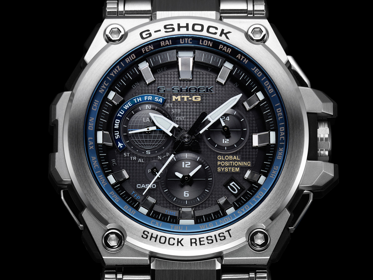 quality design 7585a 8ce95 Casio Releases Distinguished Metal Twisted G-SHOCK MTG ...