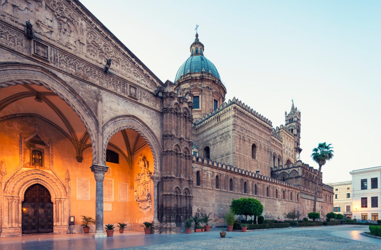 Palermo,-Italy