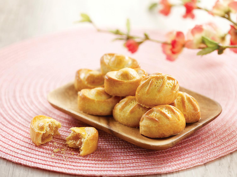 Pineapple-Tarts