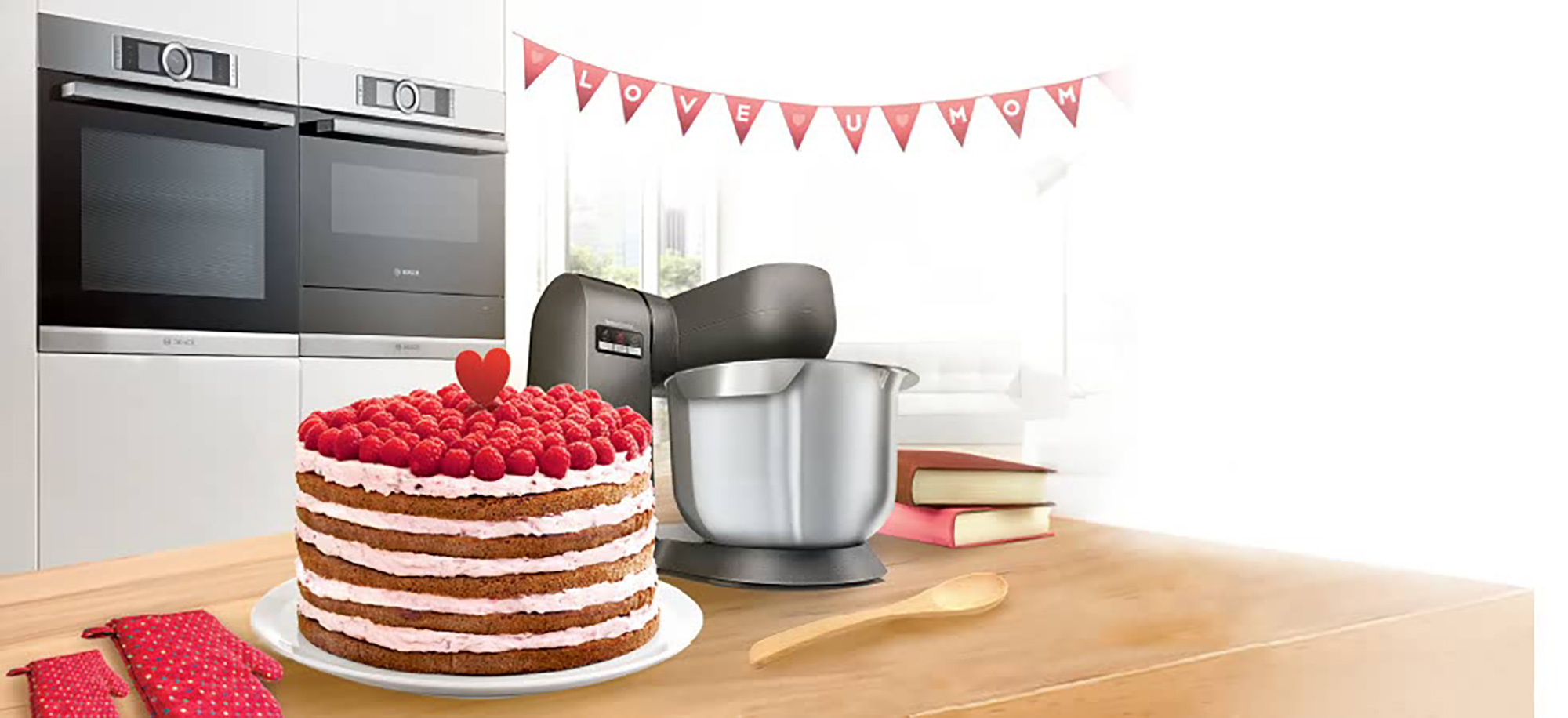 Indulge Your Mom this Mother\'s Day with BOSCH | Darren Bloggie 達人 ...
