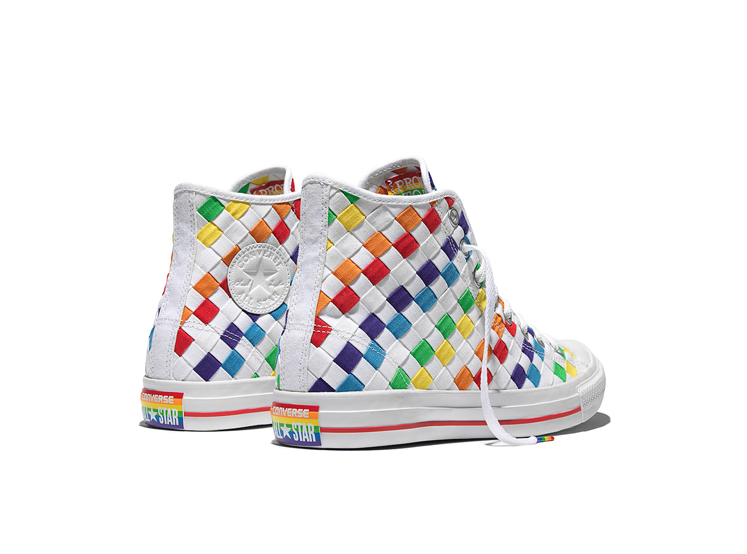 a93323d2e338 Launching this spring on the classic Converse Chuck Taylor hi and ox  silhouettes