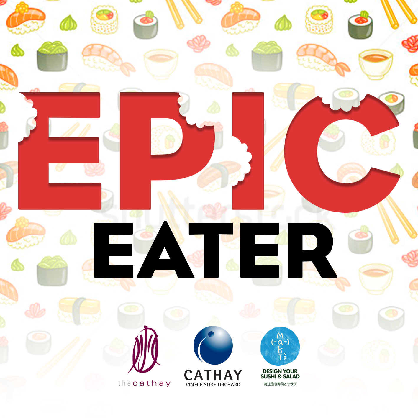 Cathay Malls Epic Eater