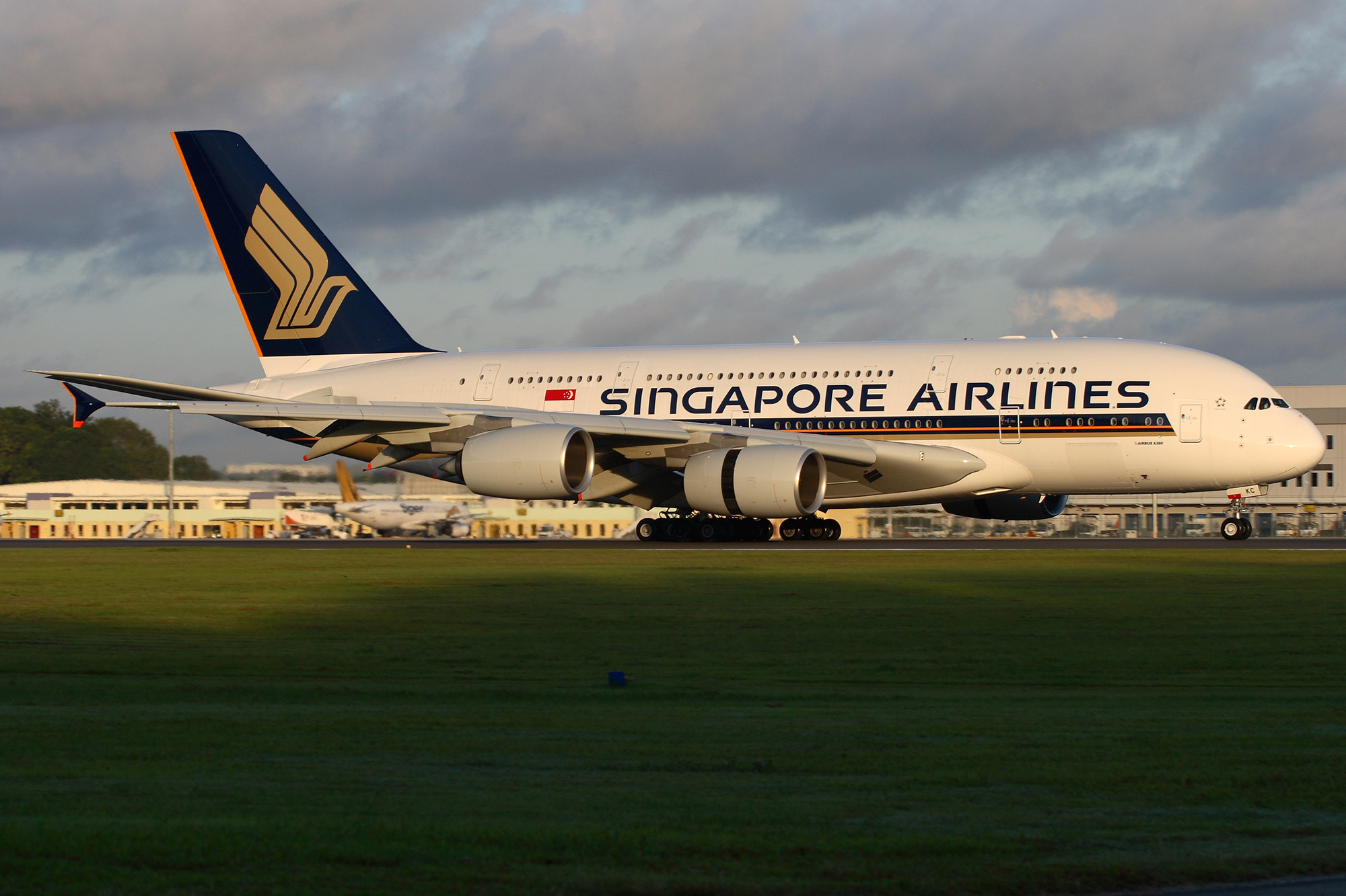 Photo Credit : Singapore Airlines