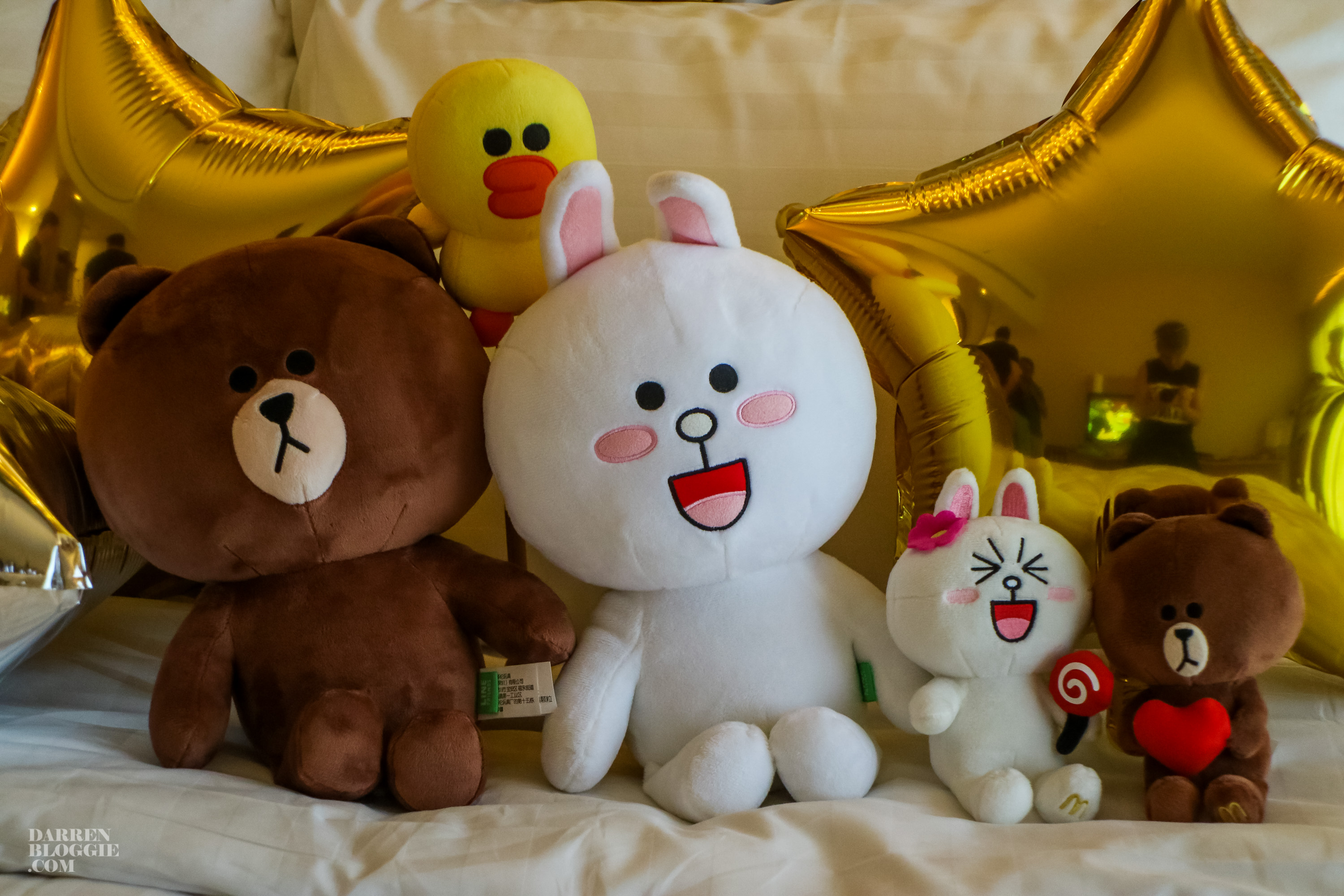 line-themed-birthday-party-singapore-1
