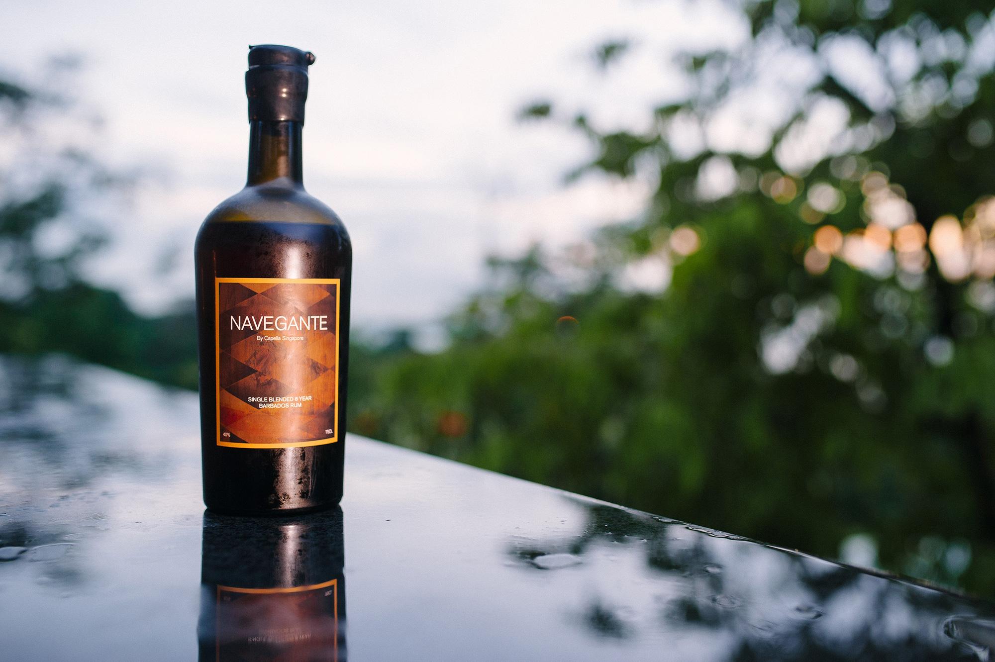 Navegante, Capella bespoke Rum