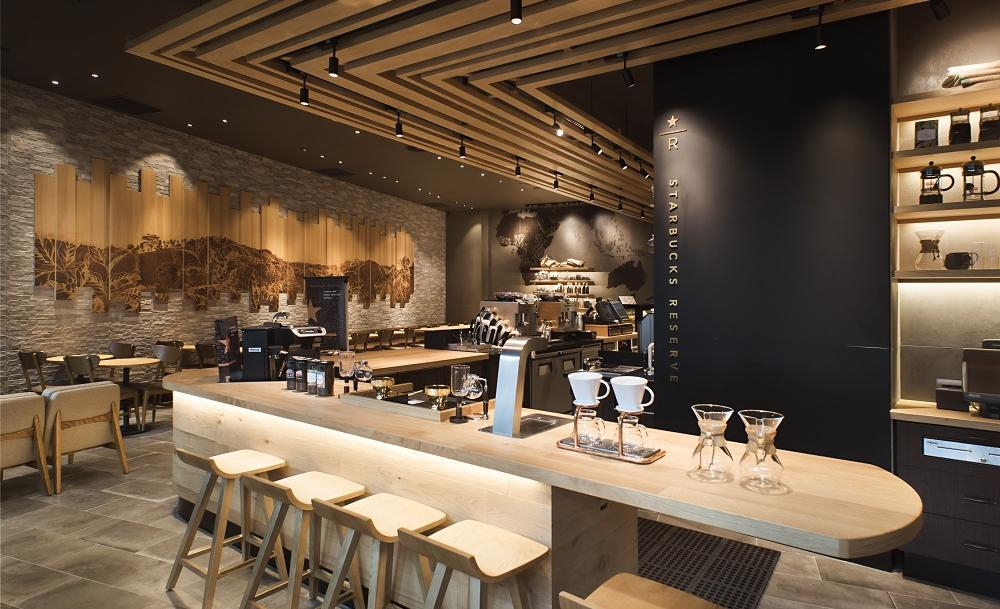 Starbucks Reserve Store at Marina Bay Sands | Darren Bloggie 達人的部落格
