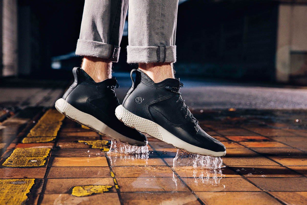 Be Light, Fast and Free with Timberland's Flyroam