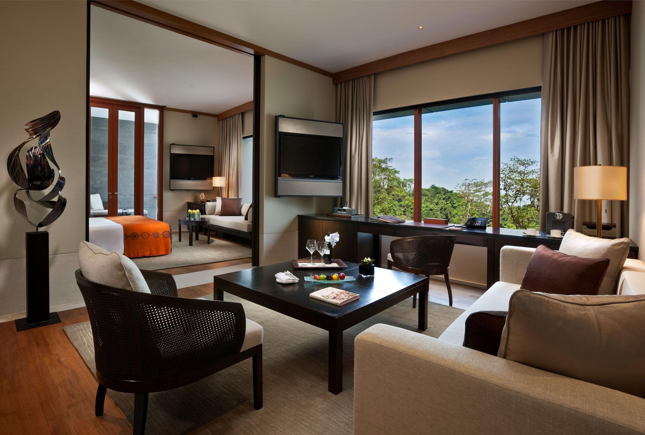 Capella Singapore_Capella Suite