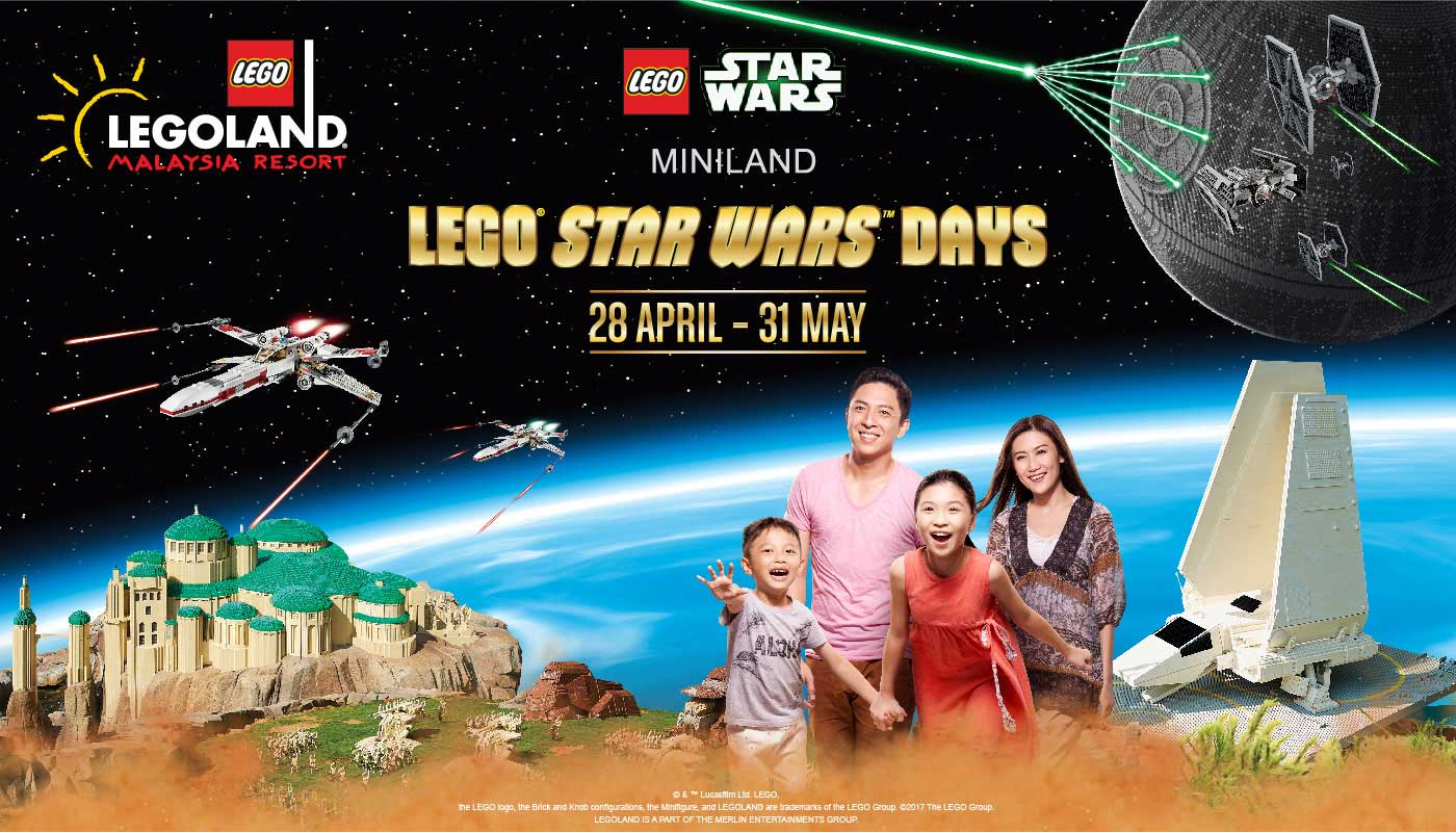 LEGOLAND®-Star-Wars-Days-2017
