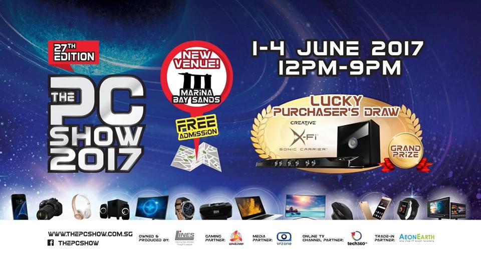 The PC Show 2017