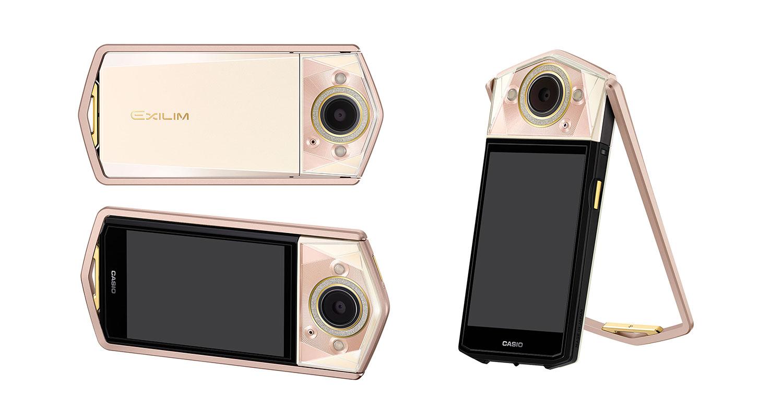 Casio EXILIM EX-TR80 Camera