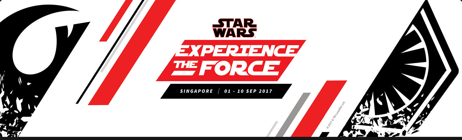STAR WARS: EXPERIENCE THE FORCE SINGAPORE