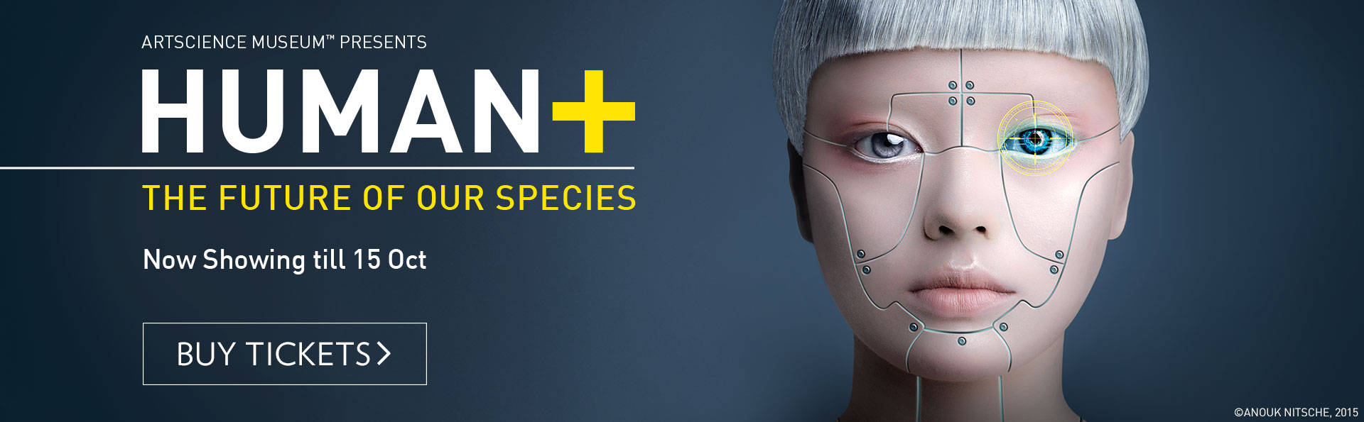 HUMAN + THE FUTURE OF OUR SPECIES