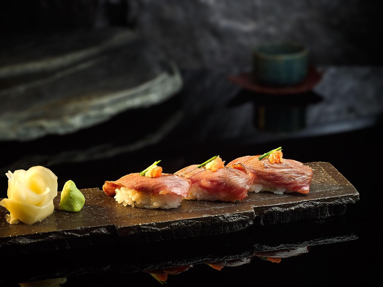 Seared-Wagyu-Beef-Sushi
