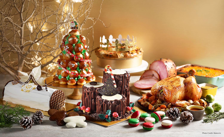 Bakerzin Christmas de la Perfecto