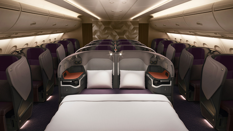 Singapore Airlines A380 Suites