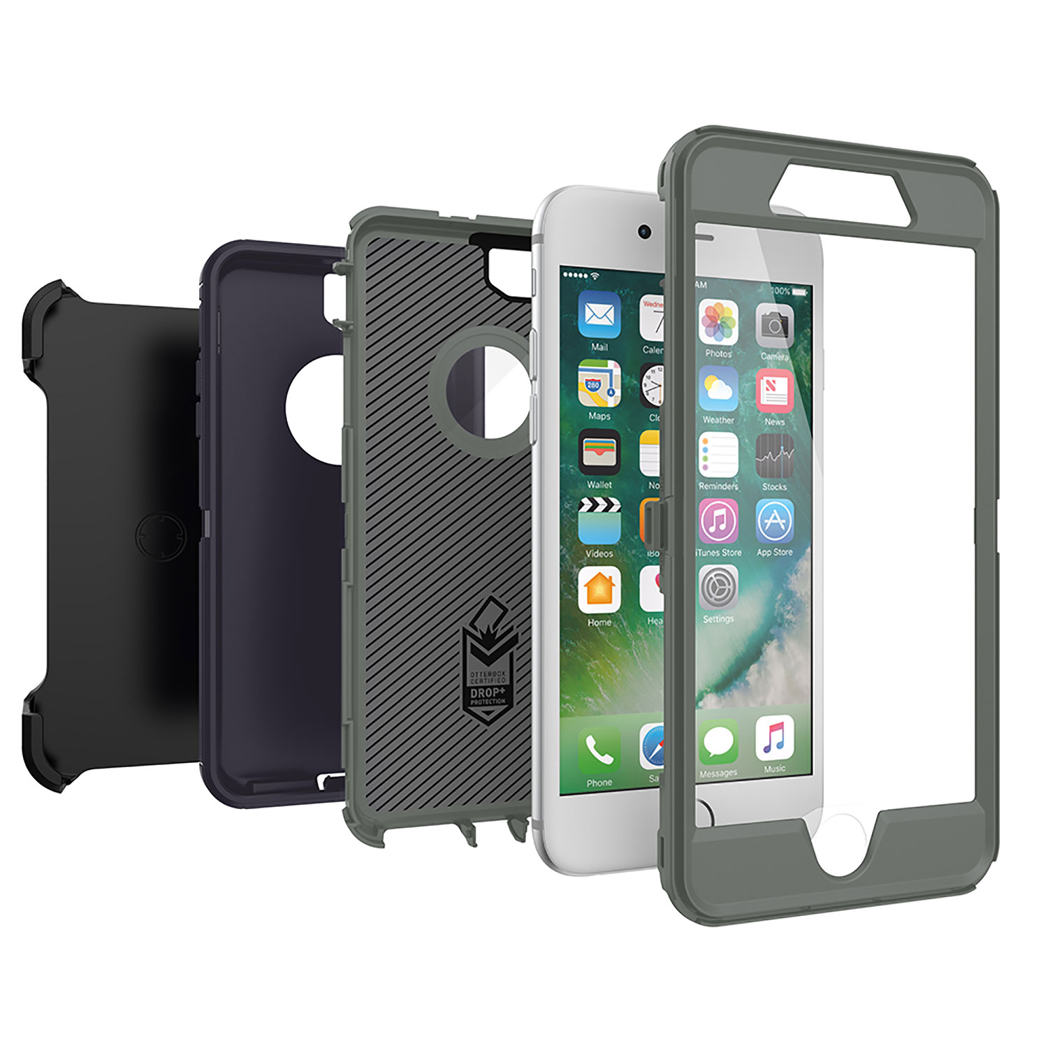 OtterBox iPhone Cases - Defence Series