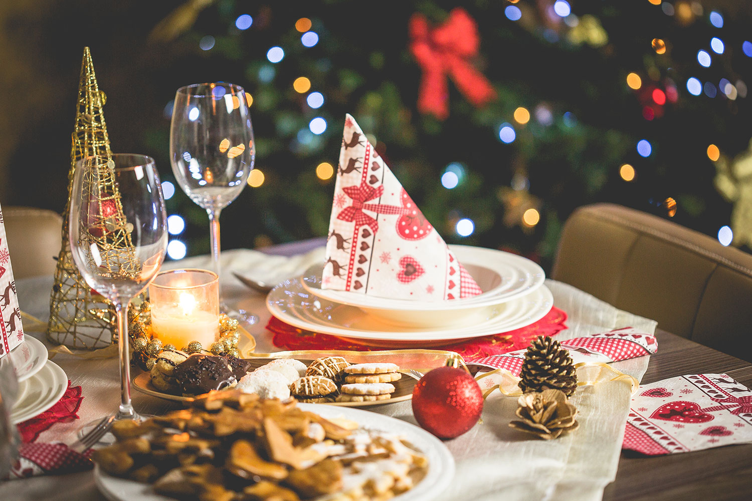 Christmas Dining Guide 2017