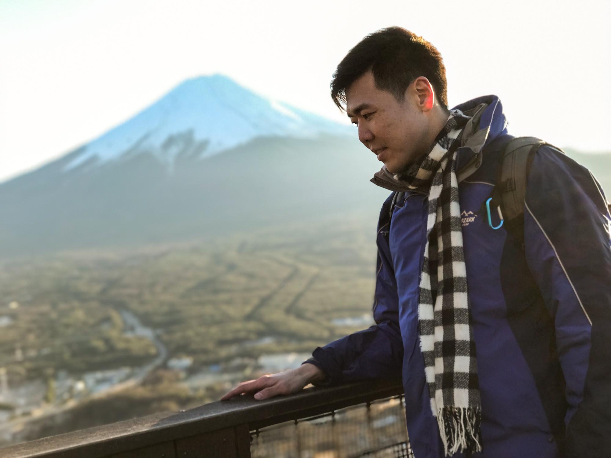 Yokoso Japan: Mt Kachi Kachi Ropeway at Kawaguchiko